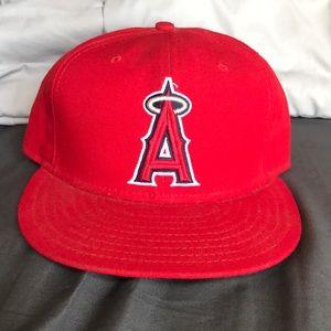 New Era Anaheim Angels Fitted Hat
